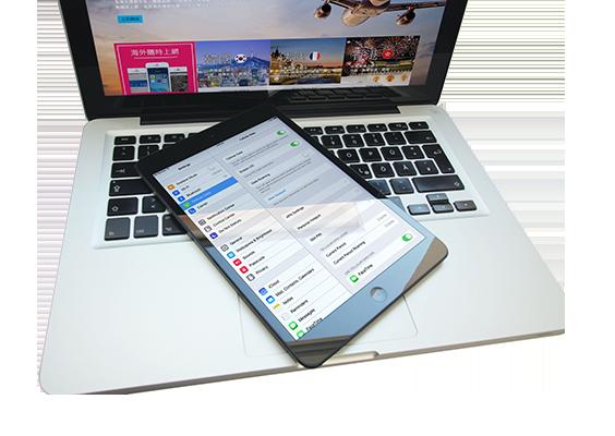 愛爾蘭上網SIM卡支援多種SIM類別